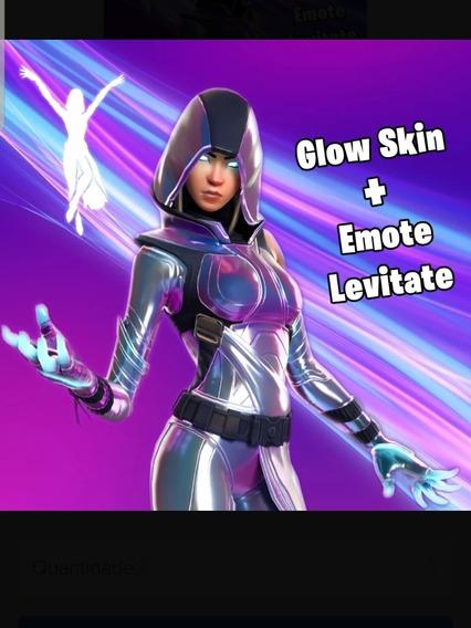 Skin Glow Fortnite - Pc - Xbox - Ps4 - Nintendo Switch