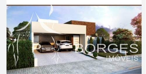 Casa À Venda Em Condomínio Portinari - Ca001202