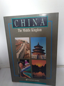 China The Middle Kingdon - Passport Book