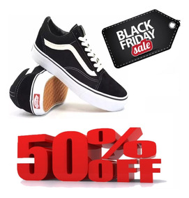 Tenis Vans Old Skol Black Friday Oferta 12x/sjs