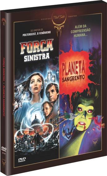Dvd - Dark Side 11 - Força Sinistra + Planeta Sangrento - 2