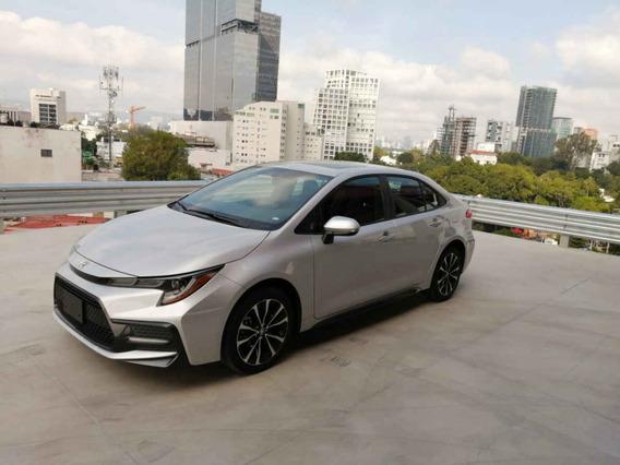 Toyota Corolla 4p Se L4/1.8 Aut