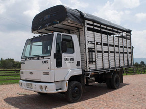 Ford Cargo 815 Larga