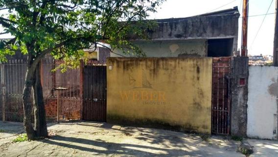 Terreno Com 3 Casas - Pq Monte Alegre - Te0130