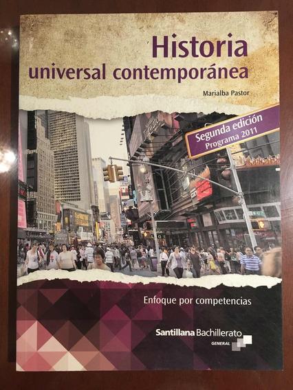 Historial Universal Contemporánea