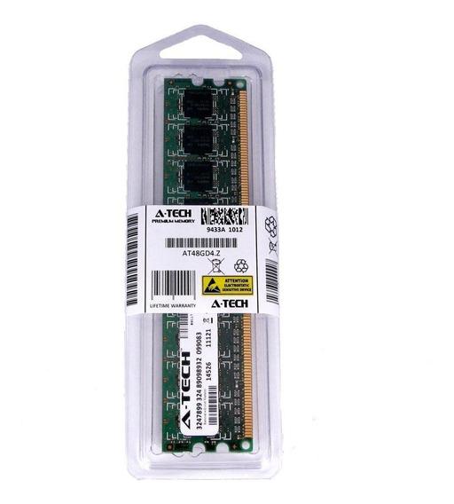Memoria Ram 2gb Ddr2 667mhz Pc2-5300 A-tech