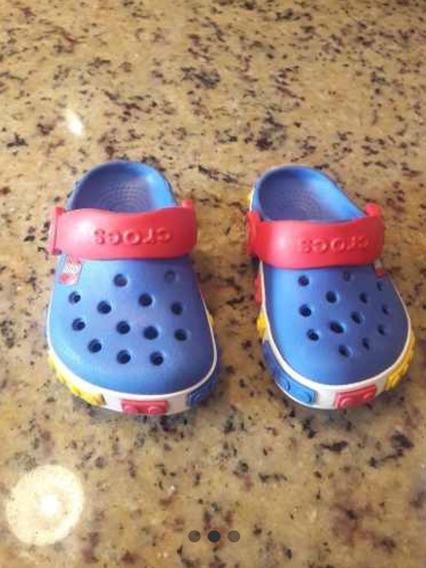 Sandalias Crocs Para Niño
