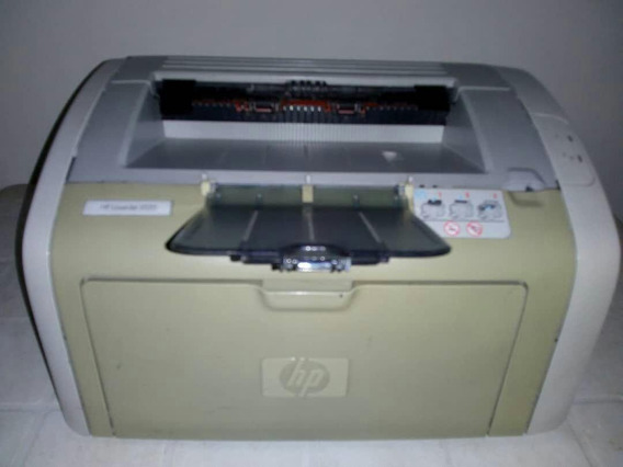 Impresora Laser Hp 1020.