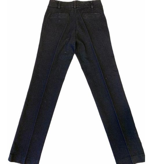 Jeans Calce Clásico Tiro Medio Recto Algodón Uniforme X10