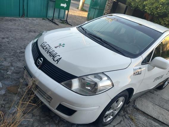 Nissan Tiida 1.8 Custom
