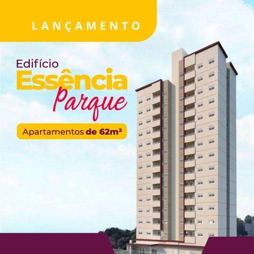 Imagem 1 de 6 de Apartamento Para Venda Em São José Dos Campos, Parque Industrial, 2 Dormitórios, 1 Suíte, 2 Banheiros, 1 Vaga - 1962_1-1966852