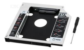 Adaptador Dvd Hd Ou Ssd Notebook Drive Caddy 9.5mm Sata Slim