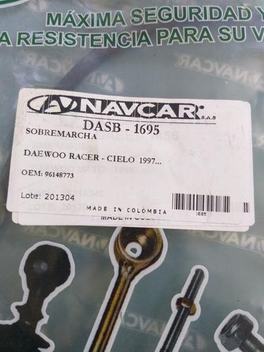 1695guaya Sobremarcha Daewoo Cielo, Racer 97