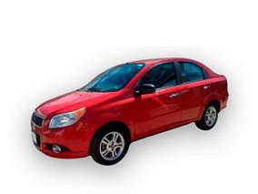 Chevrolet Aveo 1.6 Elegance Paq. D Std. 2013 (1323)