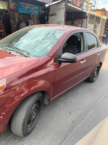 Chevrolet Aveo Paquete W 1.6