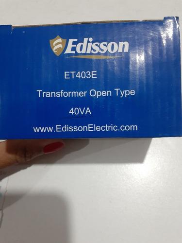 Transformador 40 Vat 120-208-240-24 V