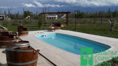Venta De Complejo De Cabañas En San Rafael, Mendoza, Argenti