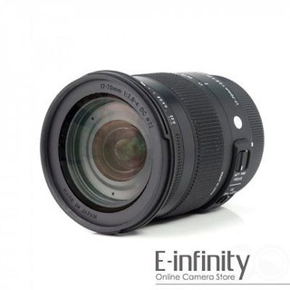 Sigma 17-70mm F2.8-4 Dc Contemporáneo Macro Os Hsm Para