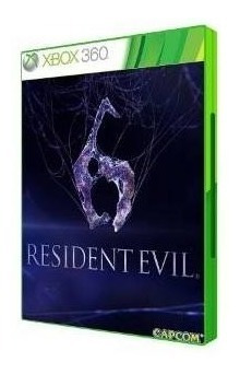 Re6 Xbox360 Digital