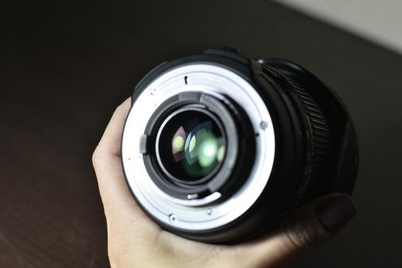Câmera Fotográfica Nikon D5000 E Lente Sigma 18-50mm 2.8