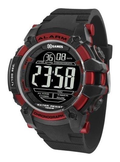 Relógio Masculino X-games Xmppd540 Pxpx= 23