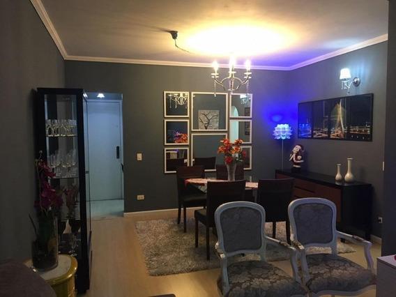 Apartamento Em Nova Petrópolis, São Bernardo Do Campo/sp De 120m² 4 Quartos À Venda Por R$ 550.000,00 - Ap133485