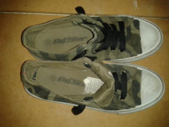 En Venta 1 Par De Zapatos Deportivos Usados Niño