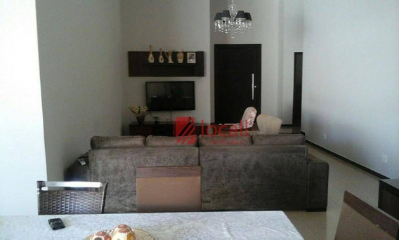 Casa Residencial À Venda, Residencial Gaivota I, São José Do Rio Preto. - Ca0546