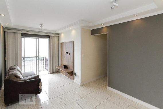 Apartamento No 7º Andar Com 2 Dormitórios E 1 Garagem - Id: 892991552 - 291552