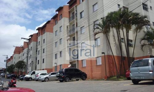 Imagem 1 de 22 de Apartamento À Venda, 52 M² Por R$ 198.000,00 - Jardim Arco-íris - Diadema/sp - Ap1142