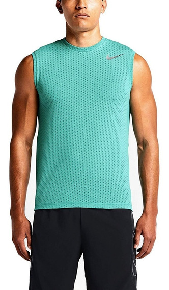 Playera Sin Mangas Resacada Nike Dri Fit-cool