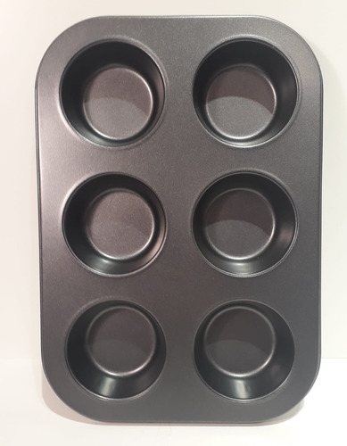 Molde Para Muffins X 6 - As181