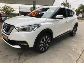 Nissan Kicks 2018 1.6 16v Flex Sv 4p Xtronic 23.000 Km Nova