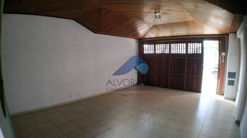 Sobrado Com 3 Dormitórios À Venda, 182 M² Por R$ 550.000,00 - Parque Industrial - São José Dos Campos/sp - So2066