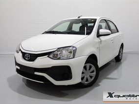 Toyota Etios Sedan Xs 1.5 Flex Automatico