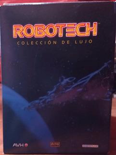 Robotech Serie Dvd Colección De Lujo