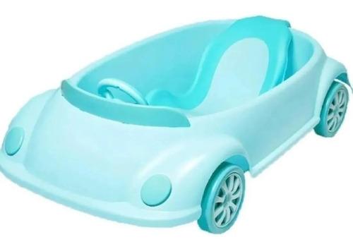 Bañera Para Bebé +soporte Plástico +desague Entrega Ya