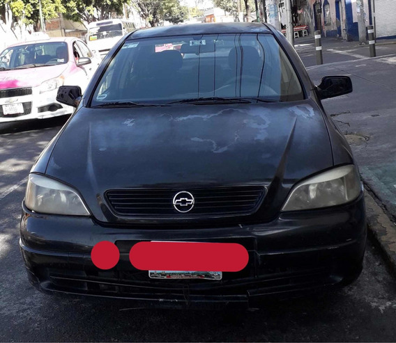 Chevrolet Astra 2.4 4p Comfort C Mt 2002