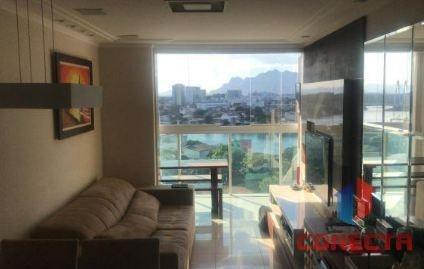 Apartamento Para Venda Em Vitória, Barro Vermelho - 52474