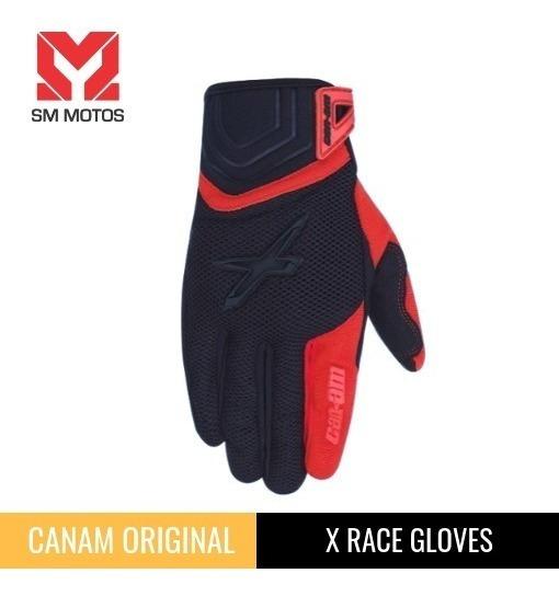 Canam X Race Gloves Guantes Originales