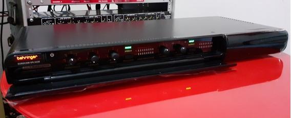 Processador De Áudio Behringer Spl 3220