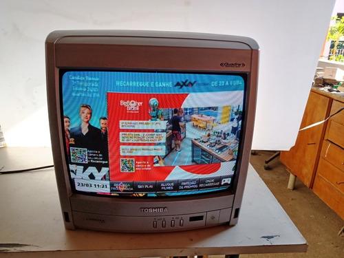 Imagem 1 de 4 de Tv Toshiba Lumina 14
