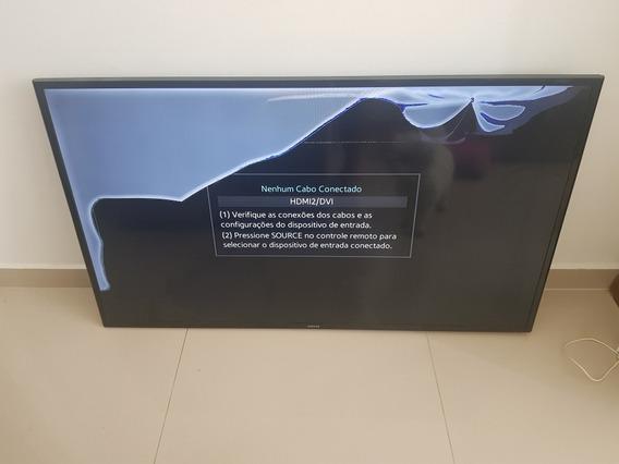 Smarttv Samsung 49 Polegadas - Com Risco Na Tela
