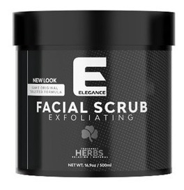 Exfoliante Facial Para Hombres Elegance 500ml