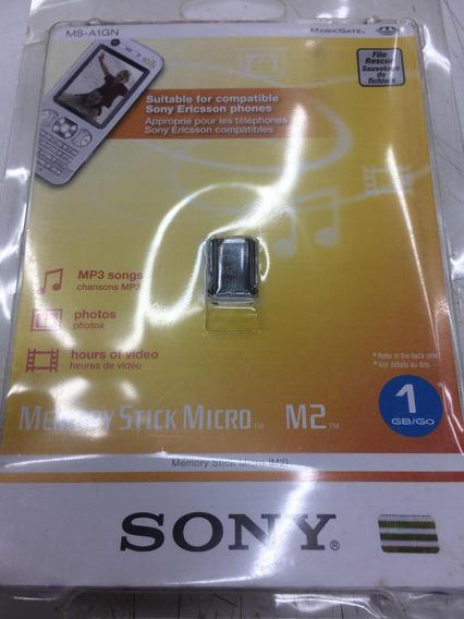 Memória Sony M2