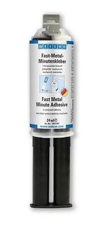 Resina Epoxi Metalica - Fast Metal Minute Adhesive Weicon