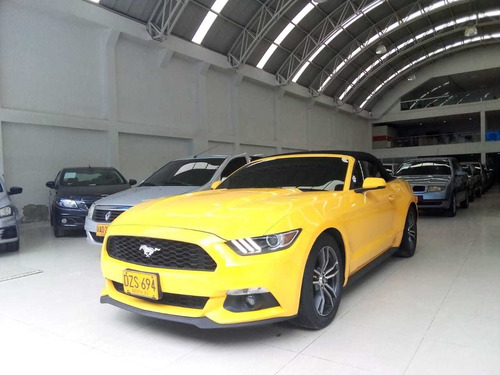 Ford Mustang 2017 2.3 Convertible