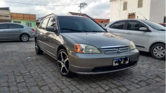Honda Civic 1.7 Ex Aut. 4p ( Promoção )
