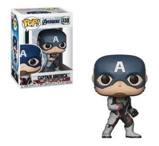 Lote Funko Pop Captain America
