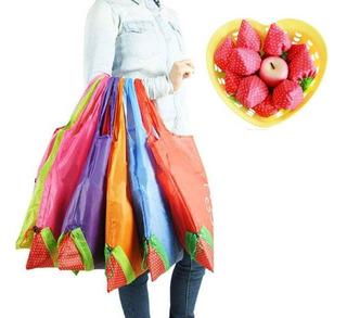 Bolsa Reutilizables Ecológicas Supermercado Envoltura Fresa